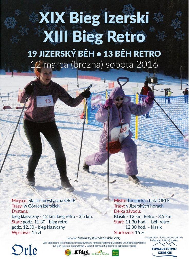 Bieg Izerski Bieg Retro 2016