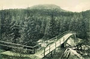 Drugi mostek na Izerze